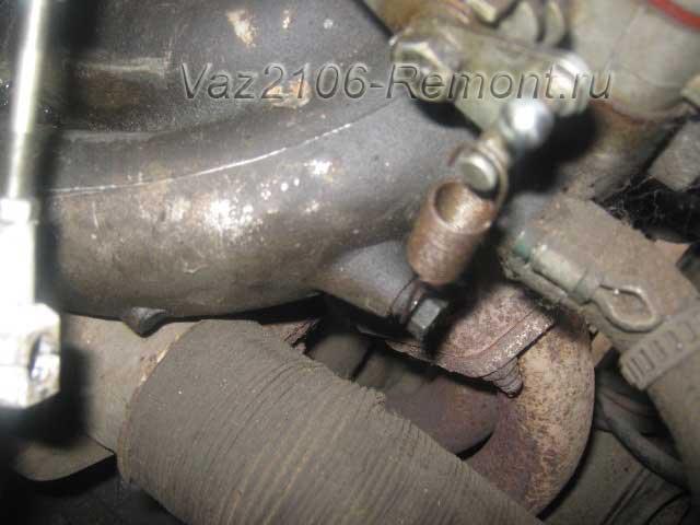 пружинка карбюраторной тяги ВАЗ 2106