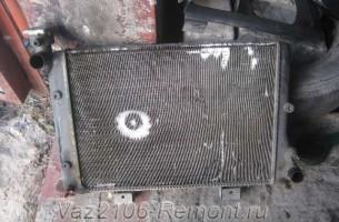 радиатор на ВАЗ 2106 цена