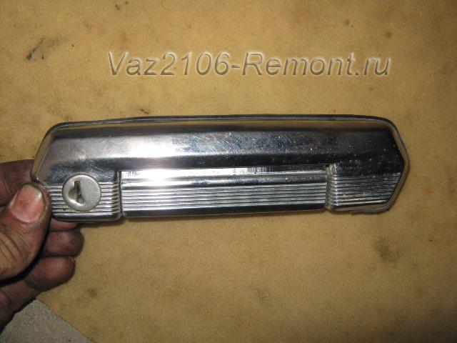 замена ручки двери на ВАЗ 2106