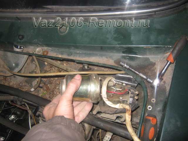 Ваз 2106 ремонт трапеции