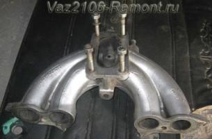 цена впускного коллектора на ВАЗ 2106