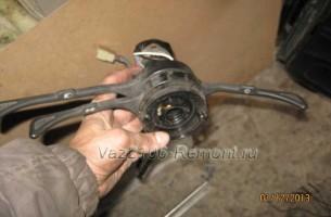 замена подрулевых переключателей на ВАЗ 2106
