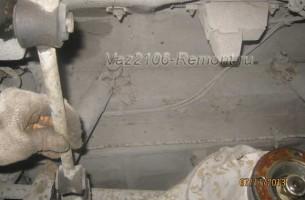 замена реактивных тяг на ВАЗ 2106