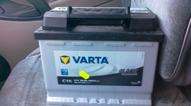 выбор аккумулятора на ВАЗ 2106