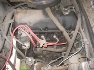 зависимость состояния двигателя на расход топлива ВАЗ 2106