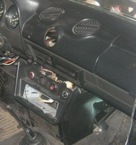 плохо греет печка на ВАЗ 2106