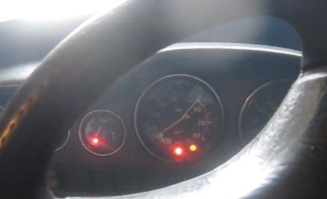 нет зарядки на ВАЗ 2106 - причины