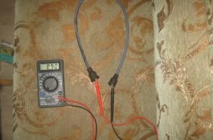 как проверить свечные провода на ВАЗ 2106