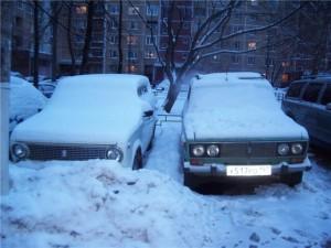 эксплуатация ВАЗ 2106 зимой