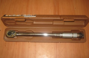 динамометрический ключ Ombra 10-110 Нм