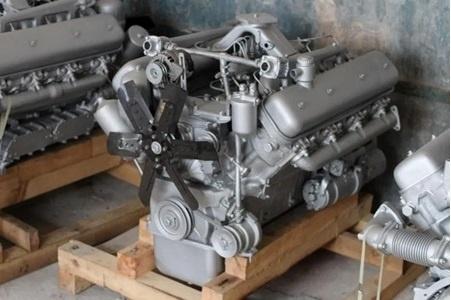 профилактика двигателя ЯМЗ-238М2-45
