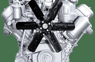 Двигатель ЯМЗ-238М2-45