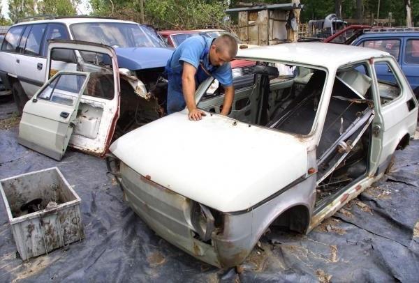 продажа битого автомобиля на запчасти