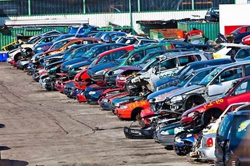 продажа битых авто