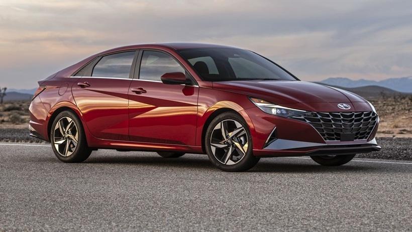 Hyundai New Elantra шестое поколение