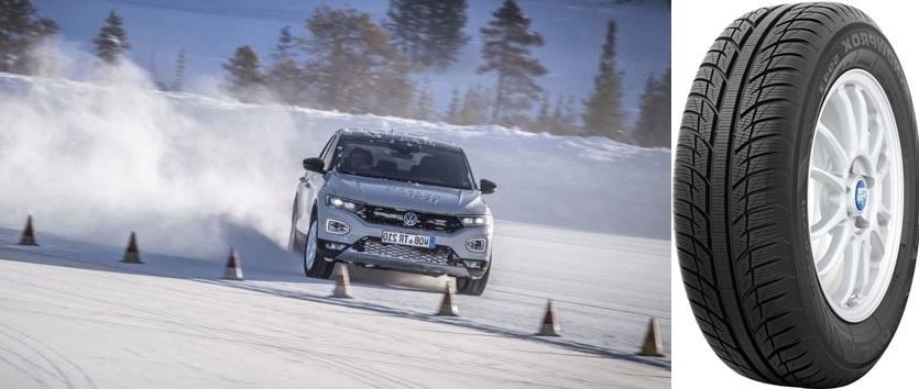 зимние шины Toyo Snowprox S943