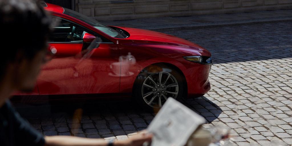 Mazda 3 2020 тюнинг