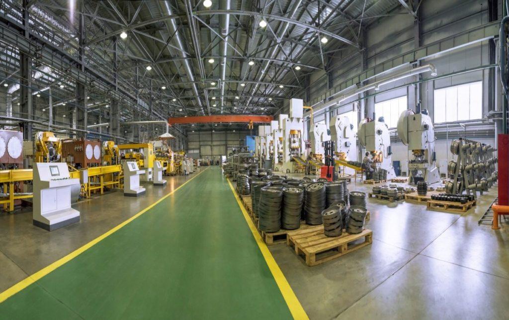 изготовление стальных колесных дисков