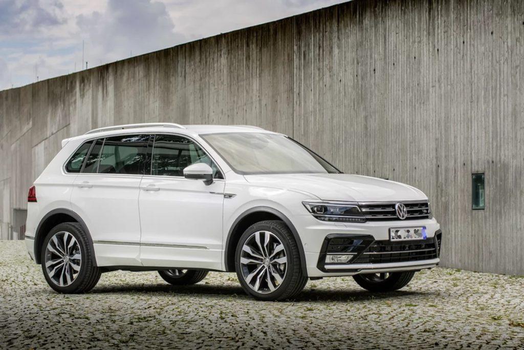 Покупка автомобиля Volkswagen Tiguan в кредит