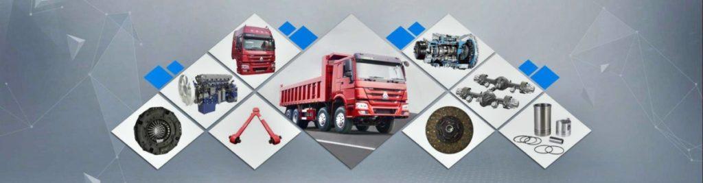 запчасти для китайских грузовиков купить