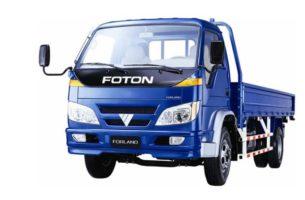 Запчасти для китайских грузовиков