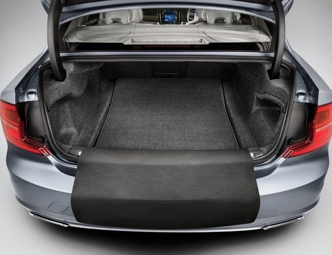 зимние аксессуары для авто вольво - накладка для багажника