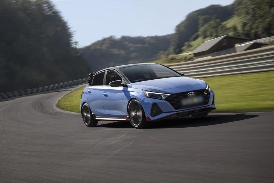 Hyundai i20 N Модели 2021
