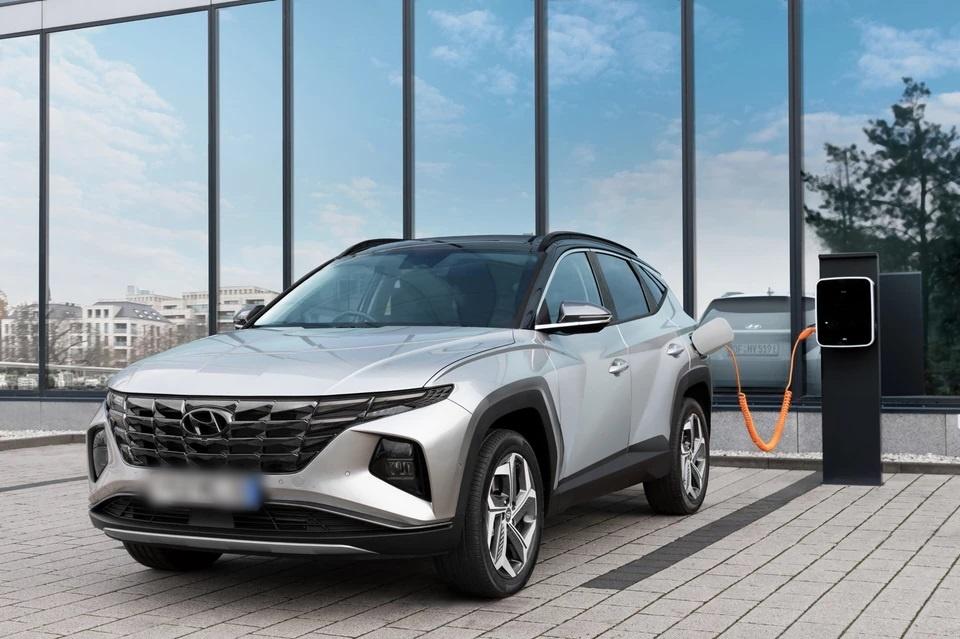 Модели Hyundai Tucson PHEV