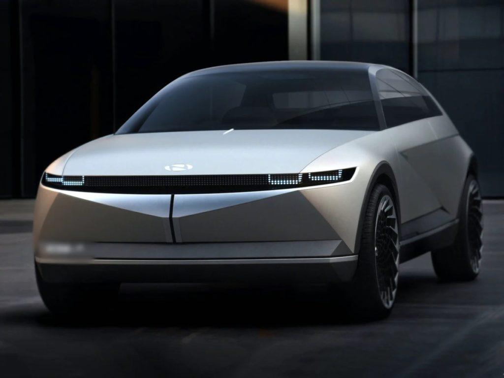 Ioniq 5 Модели 2021