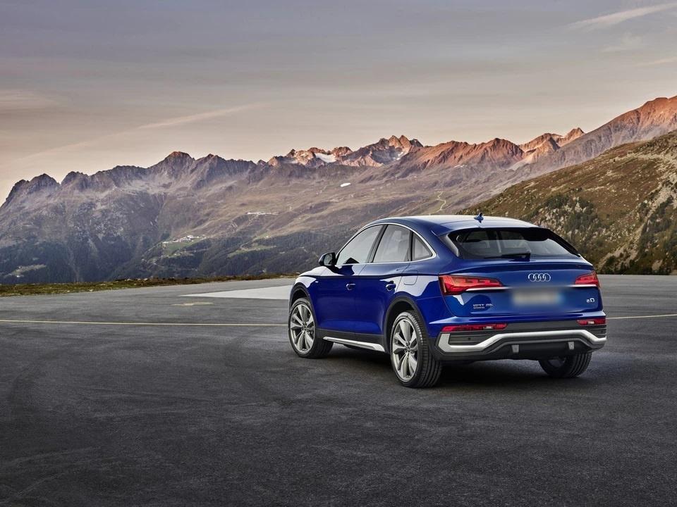 Audi Q5 Sportback 2021 фото модели