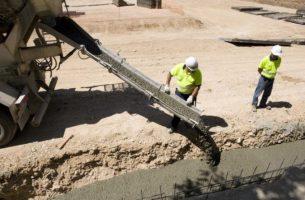 Строительство фундамента под гараж