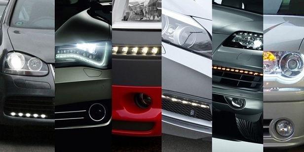 светодиодное освещение автомобиля