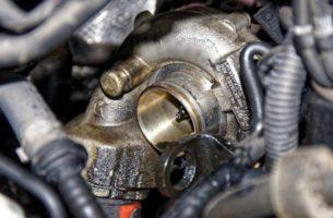 турбонагнетатель автомобиля